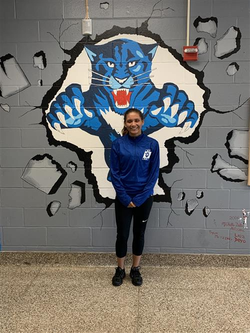 May Female Panther of the Month