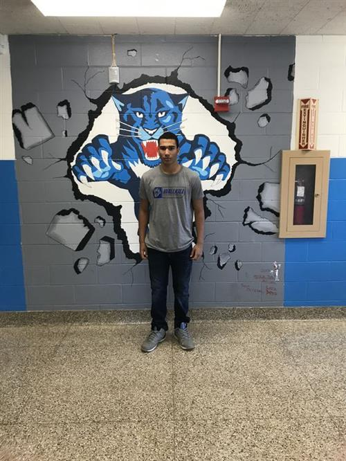 "November ""Panther of the Month"""