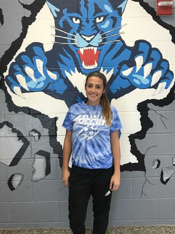 "September ""Lady Panther of the Month"""