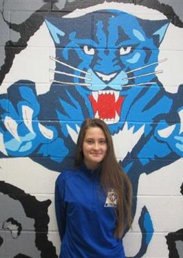 "March ""Lady Panther of the Month"""
