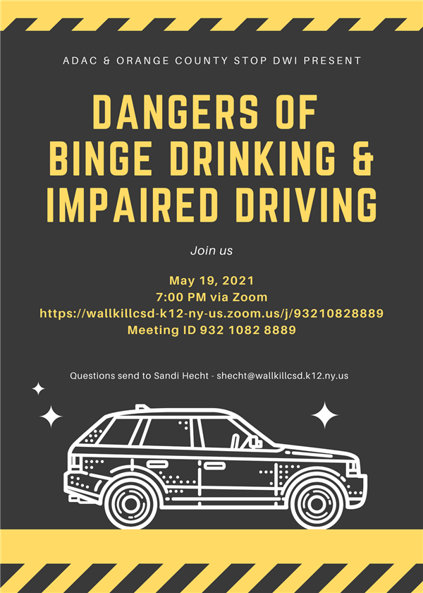 Binge Drinking Impaired Driving